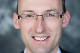Gunnar Woltering, Schulleiter seit 2017