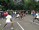 Schüler der Q2 nehmen erfolgreich an der NRW-Streetbasketball-Tour teil