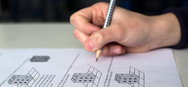Mathematikolympiade der Grundschulen am FvSG