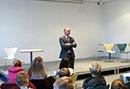 Politik(er) zum Anfassen: Bünder Bürgermeister besucht FvSG