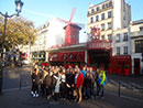 Paris von allen Seiten erlebt