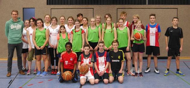 Mädchen WK III werden Basketball-Kreismeister