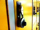 Vermietung von Schließfächern in der Schule