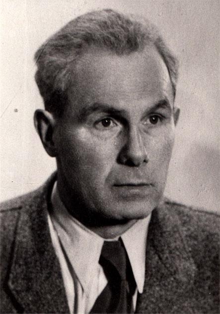 Friedrich Schöne, Schulleiter 1946-1952