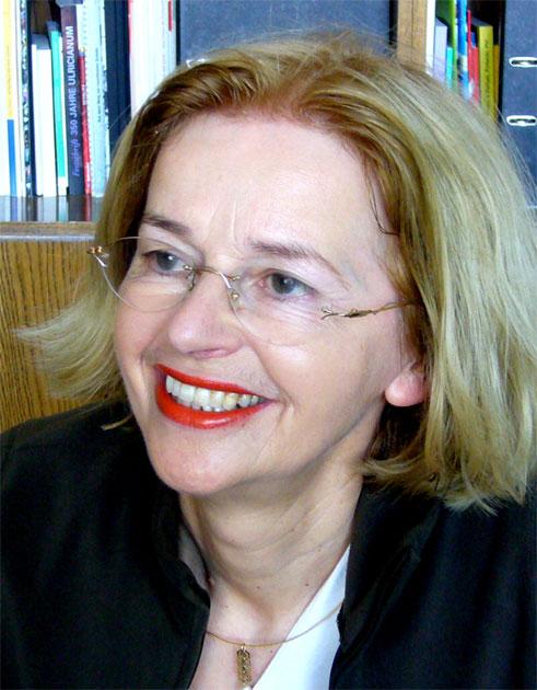 Dr. Claudia Langer, Schulleiterin 1993-2008