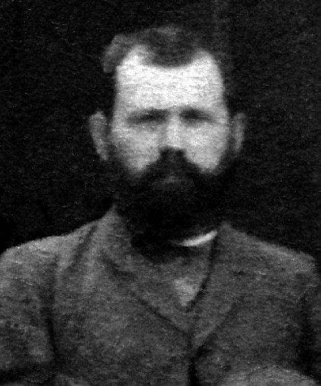 Dr. Waltemath, Schulleiter 1890 - 1896
