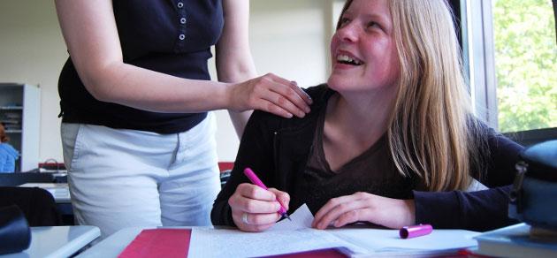 Schulprogramm: Schülerinnen und Schüler stärken