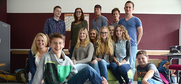 SV - Schule verändern - Schüler vertreten
