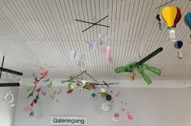 Galeriegang, Vorraum