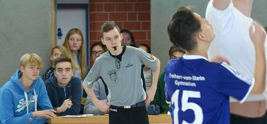 Basketball-Begeisterung am FvSG