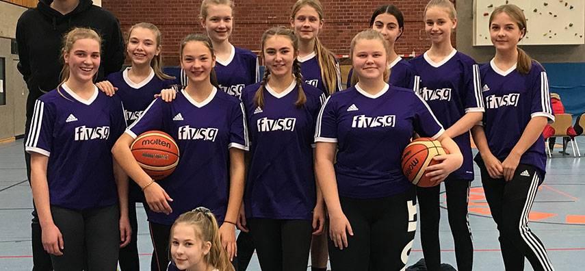Vier Kreismeister-Titel im Basketball für das FvSG