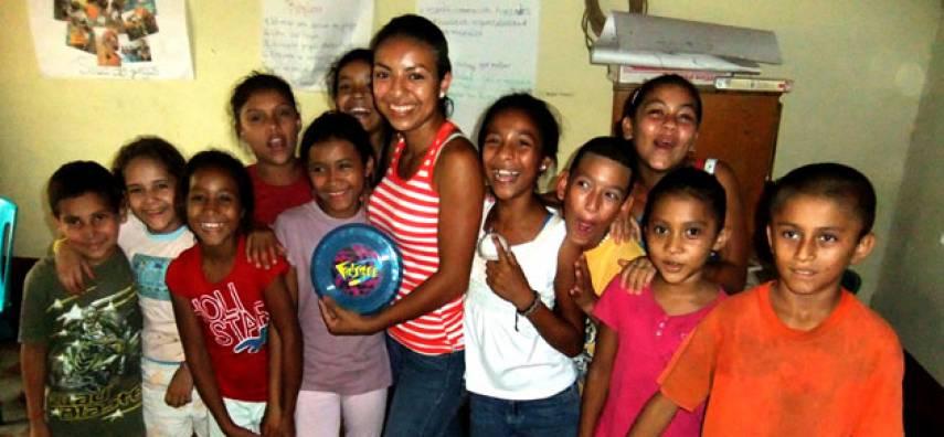 Straßenkinderprojekt in Condega