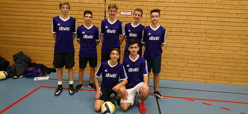 """""""Silber ist das neue Gold"""" – Alle Mannschaften des FvSG wurden Vizemeister bei den Volleyball Kreismeisterschaften"""