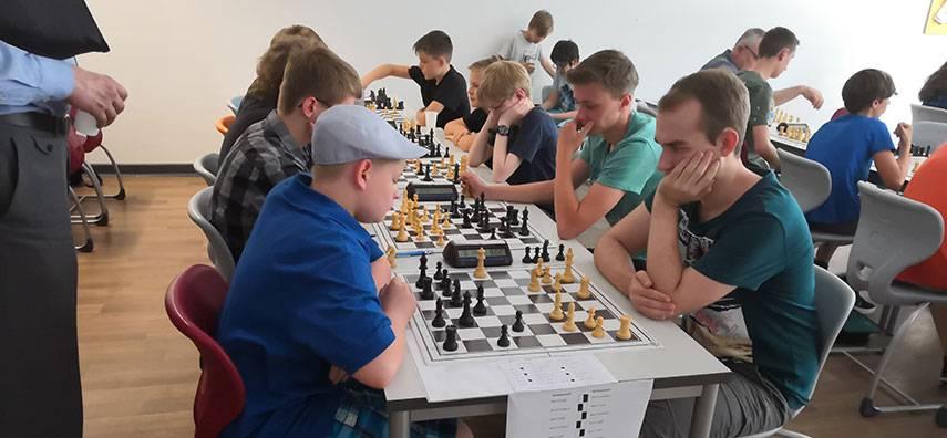 NRW SchulschachCup 2019: FvSG Bünde verpasst im Herzschlagfinale Platz 3