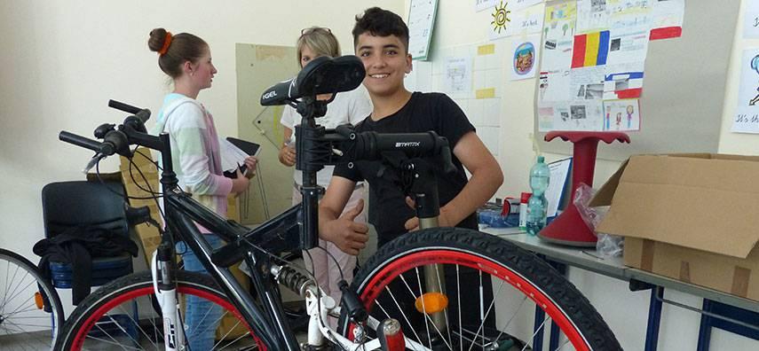 Das Fahrrad-Projekt