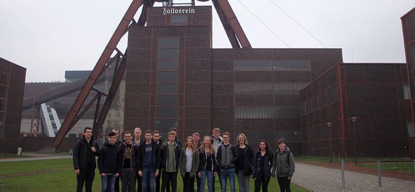 Strukturwandel im Ruhrgebiet