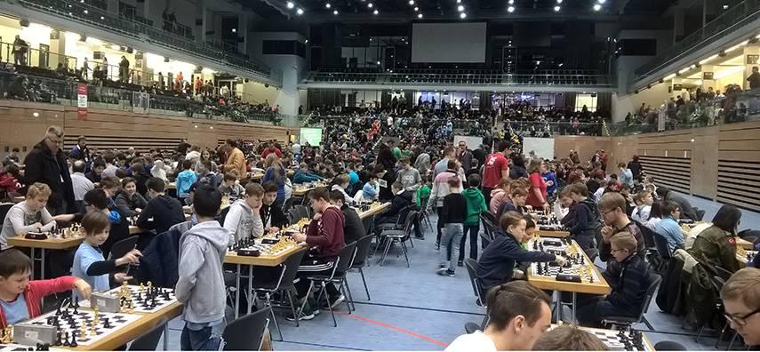 FvSG Bünde erfolgreich bei den NRW-Schulschachmeisterschaften 2018